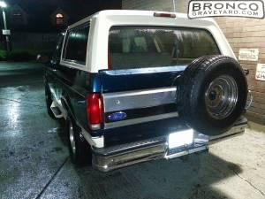 Stock rear