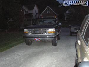 My 1995 bronco