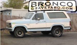 Super bronco, well not quite yet.