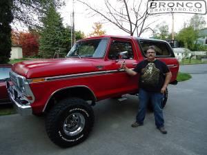 My bronco ranger xlt