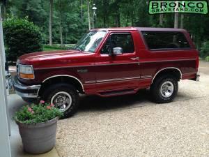 1996 bronco