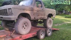 After a good day of wheelin