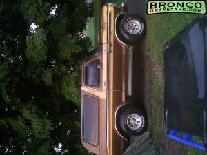 79 xlt bronco knoxville tn (gillbilly)