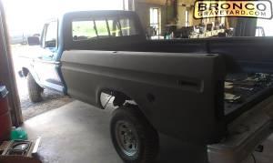 Beater bomb redneck truck