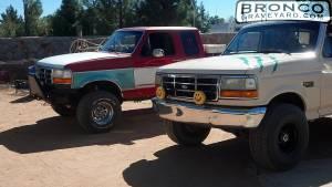 Both my trucks
