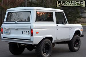 1970 classic ford bronco