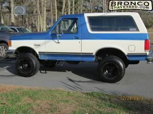 Bronco bone