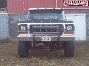 Friends bronco