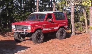 My 86 trail rig