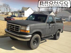 Project bronco starts 3/14