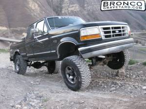 Truck pose