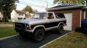 My 1979 bronco ranger xlt