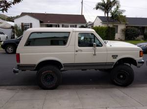 1991 Ford Bronco XLT