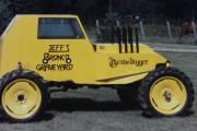 1985-1986 - Jeff's Bronco Graveyard has Risen! Cover