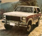 80-96 Bronco Cover