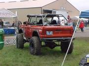 Joe Green's Bronco Cover