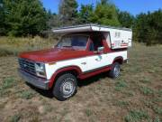 '84 Camper Bronco Cover